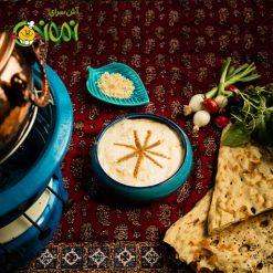 حلیم گندم سبوس دار اصفهان